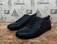Мужские туфли Maraton 1227-LB-136 с натуральной кожи, фото 1
