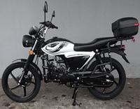 Мотоцикл Forte ALFA NEW FT125-K9A (125 см3, +документы на учет)