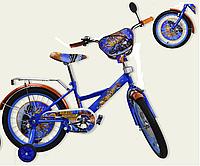 Детский велосипед 12 дюймов Hot Wheels 181209 ***
