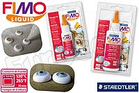 Фимо Гель FIMO Liquid жидкая пластика гель,клей прозрачный,15 мл пробник, фото 1