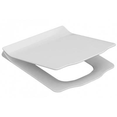 Сиденье, крышка для унитаза IDEVIT Neo Classic Soft Close Slim (53-02-06-011) белый