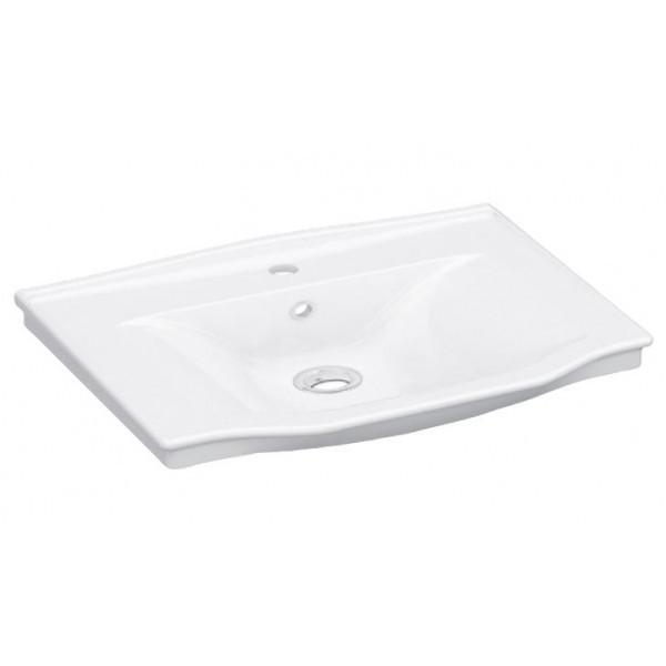 Умывальник IDEVIT Neo Classic (3301-0655) белый