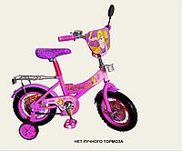 Детский велосипед 12 дюймов Принцессы 171240 ***