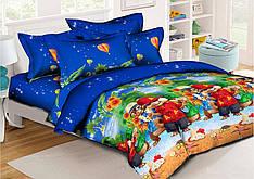 Детский комплект постельного белья 150*220 хлопок (9384) TM KRISPOL Украина