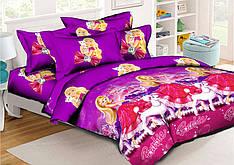 Детский комплект постельного белья 150*220 хлопок (9385) TM KRISPOL Украина