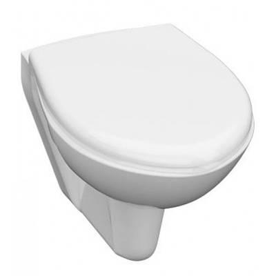 Чаша подвесного унитаза IDEVIT Samanyolu Iderimless (1004-0616) белый
