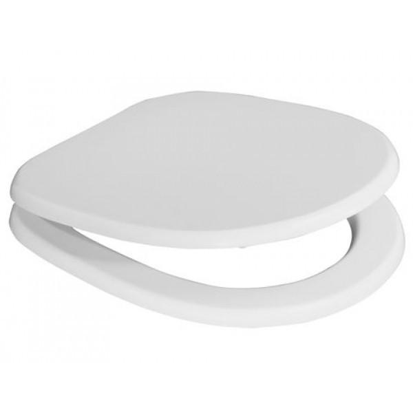 Сидіння, кришка для унітазу IDEVIT Samanyolu Soft Close (53-02-05-007) білий