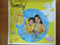 Детский надувной жилет для плавания Bestway 97026