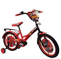 Детский велосипед 12 дюймов Тачки 181216 ***