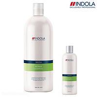 Шампунь для обновления поврежденных волос Indola Repair Shampoo