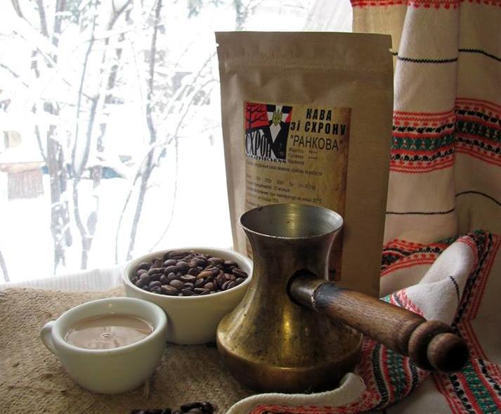 """Кофе """"Ранкова"""" (арабика+робуста Индия)"""
