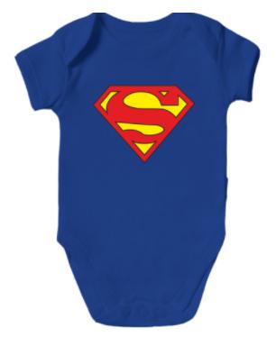 Детское боди SUPERMAN 2