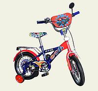 Велосипед двухколёсный детский 14 дюймов Вспыш 171410 ***