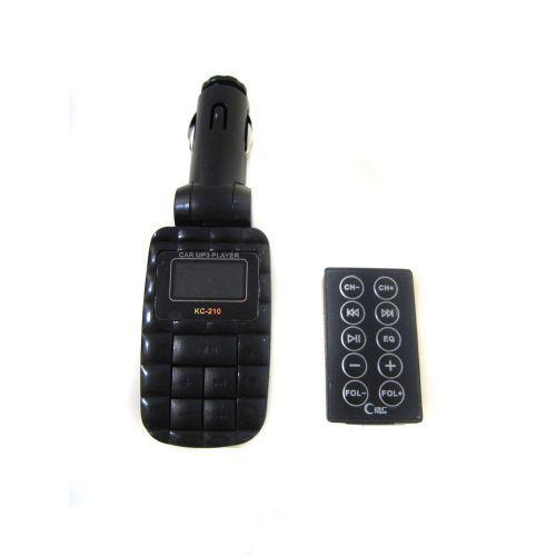 ФМ FM трансмиттер модулятор авто MP3 KD 210