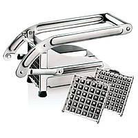Картофелерезка (овощерезка) механическая, устройство для резки картофеля фри