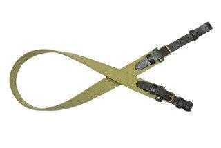 Ремень ружейный брезентовый (лента ЛРТ)