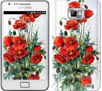 "Чехол на Samsung Galaxy S2 i9100 Маки ""523c-14-657"""