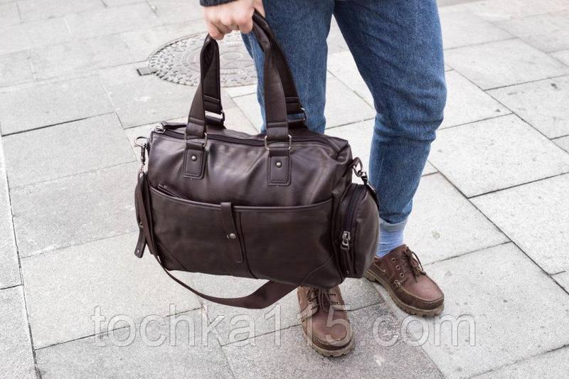c64dbf1e11db Мужская сумка, кожаная сумка, городская сумка для документов, от ...