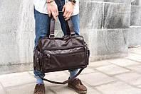Мужская сумка, кожаная сумка, городская сумка для документов, , фото 1