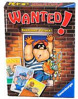 Настольная игра Ravensburger Wanted (Разыскиваются), фото 1