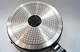 Сковорода з керамічним покриттям Giakoma G-1018-26 White, фото 4