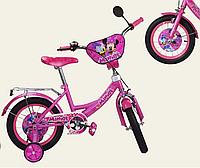 Велосипед детский двух колесный 14 дюймов Микки Маус 181410 ***