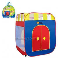 Палатка детская 3000 волшебный домик 92х92х105 см