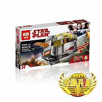 """05125 Lepin """"Транспортный корабль Сопротивления"""" (Серия Star Plan ) 330дет."""