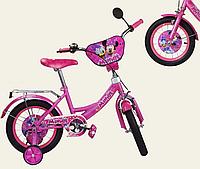 Велосипед детский двух колесный 14 дюймов Микки Маус 181411 ***