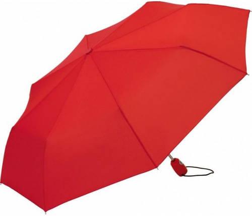 Однотонный женский зонт, полный автомат FARE (ФАРЕ) FARE5460-red