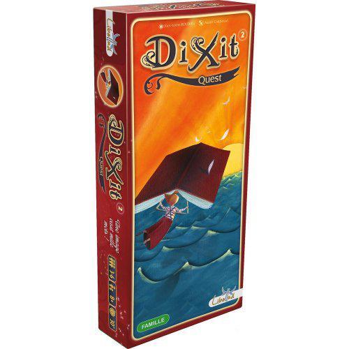 "Настольная игра ""Dixit 2: Quest"" Hobby World"