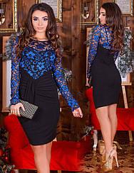 Платье ажурное, Kiki Riki, 58328