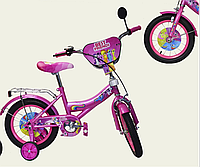 Велосипед детский двух колесный 14 дюймов  Май Литл Пони 181421 ***