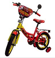 Велосипед детский двух колесный 14 дюймов Тачки  181417 ***
