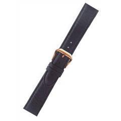 18 мм Кожаный Ремешок для часов CONDOR 516.18.01 Черный Ремешок на часы из Натуральной кожи, фото 2