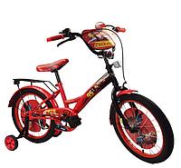 Велосипед детский двух колесный 14 дюймов Тачки 181416 ***