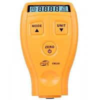 Толщиномер, измеритель лакокрасочного покрытия GM 200