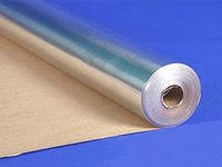 Алюминиевая фольга для сауны и бани