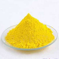 Желтый (Тартразин) сухой пищевой краситель  25 г Индия