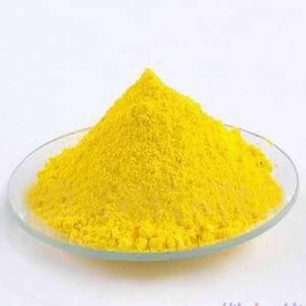 Жовтий (Тартразин) сухий харчовий барвник 100 г Індія