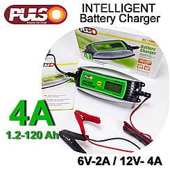 Зарядное устройство для автомобильных  и прочих аккумуляторов   «PULSO» BC-10640