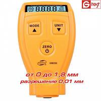 Надежный толщиномер GM200