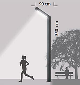 Опора освітлення FP - 002.1