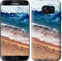 "Чехол на Samsung Galaxy S7 Edge G935F Берег моря ""3041c-257-328"""