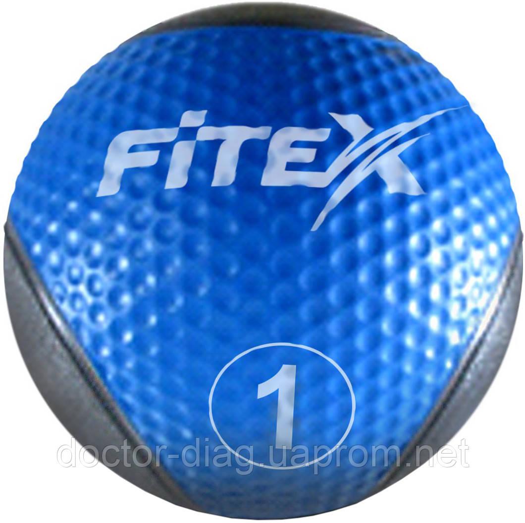 Fitex Медбол Fitex MD1240-1 (1 кг)