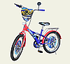 Велосипед двухколёсный детский 16 дюймов Оптимус 171609 ***