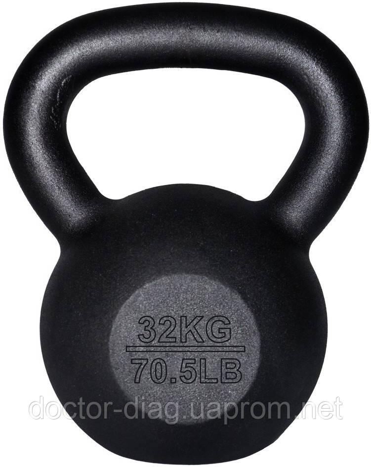 Fitex Гиря железная Fitex MD2118-32 (32 кг)