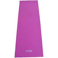 Fitex Мат для йоги Fitex MD9010-1, 4 мм (розовый)
