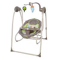*Детское кресло - качалка (шезлонг, колыбель) Carrllo Molle CRL-10301 Brown