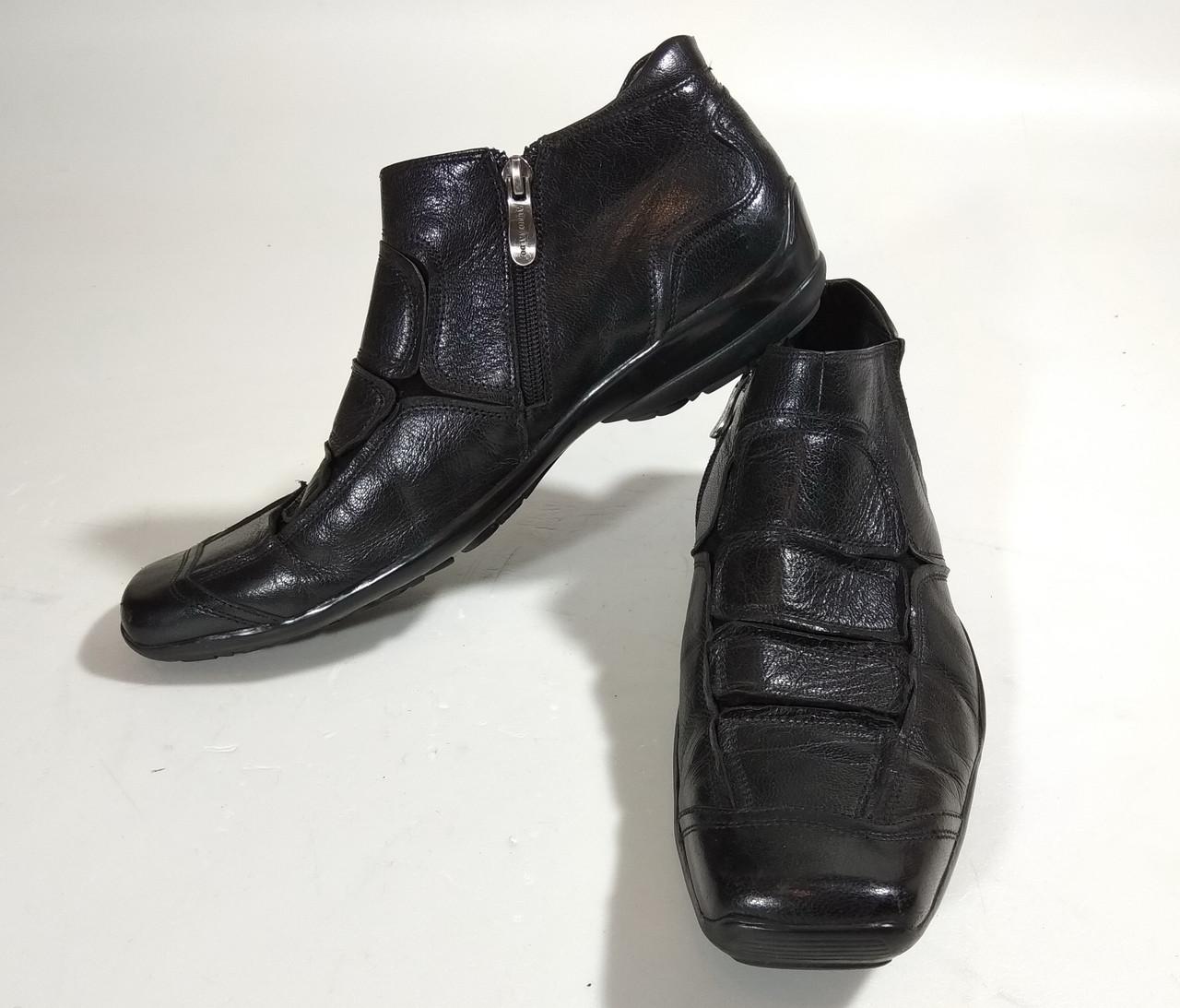 Туфли мужские Alfio Raldo , размер 42 , кожа